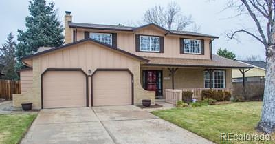 Aurora Single Family Home Under Contract: 11783 East Jewell Place