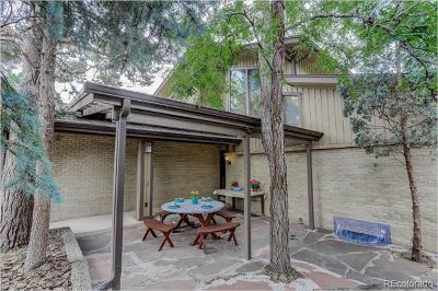 Aurora Single Family Home Active: 4369 South Atchison Circle