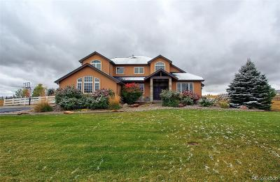 Berthoud Single Family Home Under Contract: 4415 Malibu Drive