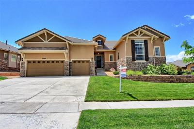 Broomfield Single Family Home Under Contract: 15909 Longview Drive