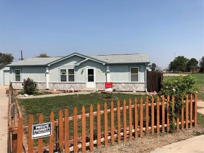 Commerce City Single Family Home Active: 7041 Ash Court