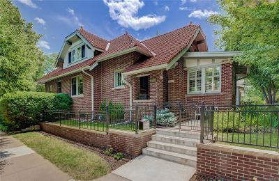 7th Avenue Historic, 7th Avenue Neighborhood, 7th Avenue Parkway Single Family Home Active: 3300 East 7th Avenue Parkway