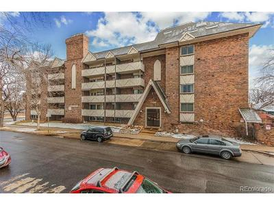 Condo/Townhouse Sold: 1366 Garfield Street #109