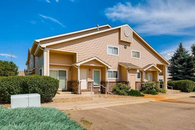 Longmont Condo/Townhouse Under Contract: 1601 Great Western Drive #5