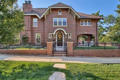 Washington Park Single Family Home Under Contract: 1530 East Cedar Avenue