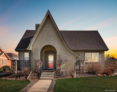 Longmont Single Family Home Active: 1322 Carriage Drive