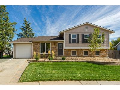 Morrison Single Family Home Active: 4446 South Xenophon Way