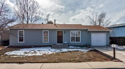 Broomfield Single Family Home Under Contract: 2324 Ridge Circle