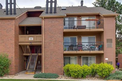 Littleton Condo/Townhouse Active: 4899 South Dudley Street #H21