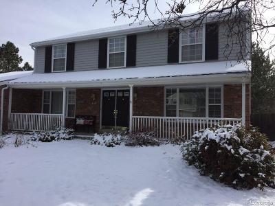 Littleton CO Single Family Home Active: $515,000