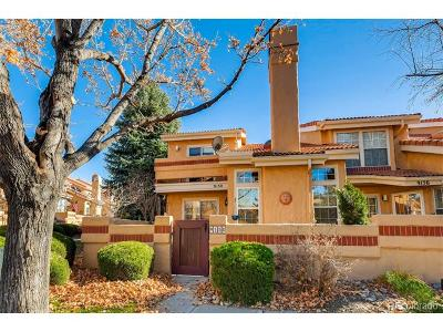 Lone Tree Condo/Townhouse Active: 9150 Madre Place