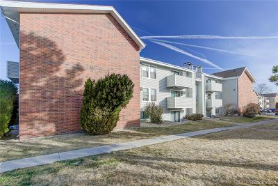 Denver Condo/Townhouse Active: 10150 East Virginia Avenue #10-106