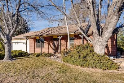 Northglenn Single Family Home Under Contract: 975 Claire Lane