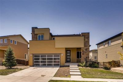Commerce City Single Family Home Active: 10767 Truckee Circle