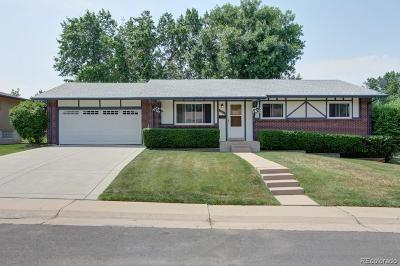 Denver Single Family Home Active: 7896 East Jefferson Place