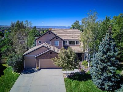 Highlands Ranch Single Family Home Under Contract: 9905 Ramshead Court