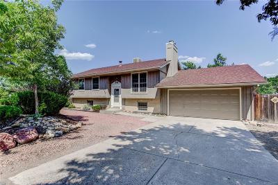 Littleton Single Family Home Under Contract: 8672 South Balsam Street