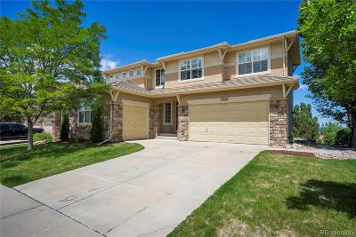 Highlands Ranch Single Family Home Under Contract: 2585 Greensborough Circle