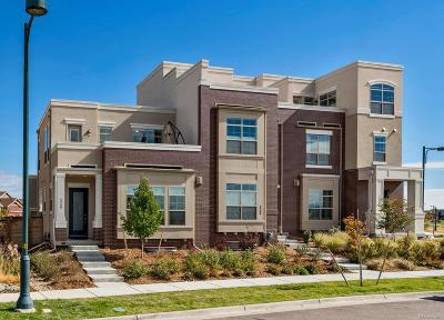 Denver Condo/Townhouse Active: 5368 Valentia Street