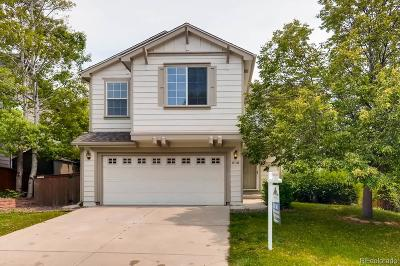 Highlands Ranch Single Family Home Under Contract: 608 Sylvestor Trail