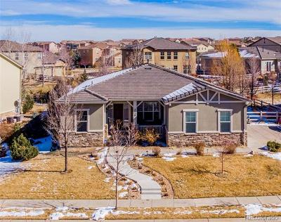 Broomfield Single Family Home Active: 3318 Alexander Way