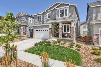 Arvada Single Family Home Active: 15265 West 93rd Avenue