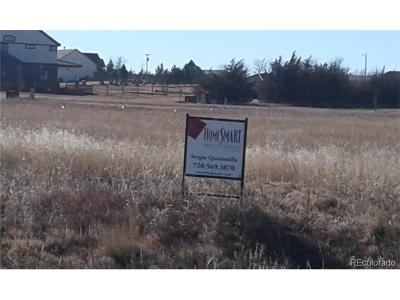 Adams County Residential Lots & Land Active: 56850 East 30th Avenue