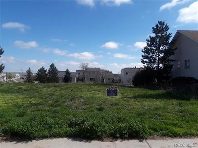 Littleton Residential Lots & Land Active: 9733 Fairwood Street