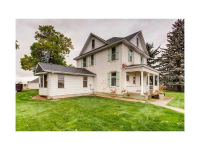 Johnstown Single Family Home Under Contract: 20969 County Road 17