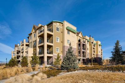 Highlands Ranch Condo/Townhouse Under Contract: 1144 Rockhurst Drive #402