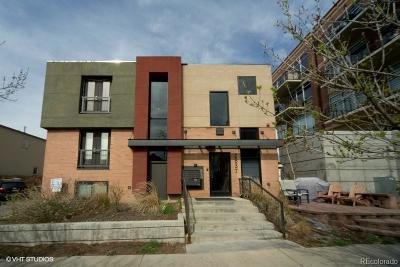 Denver CO Condo/Townhouse Active: $399,000