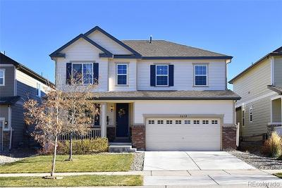Greeley Single Family Home Active: 1112 103rd Avenue