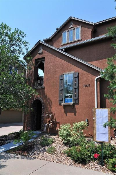 Highlands Ranch Condo/Townhouse Active: 10525 Ashfield Street #6D