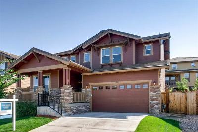 Douglas County Single Family Home Active: 10366 Sierra Ridge Lane