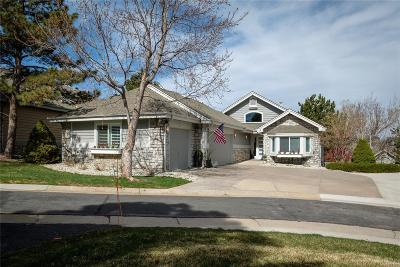 Castle Pines Single Family Home Active: 19 Klingen Gate Court