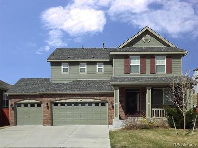 Aurora Single Family Home Active: 5377 South Elk Way