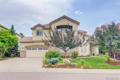 Centennial Single Family Home Active: 21263 East Whitaker Drive