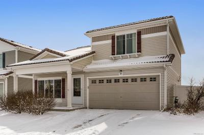 Denver Single Family Home Active: 5575 Jebel Court