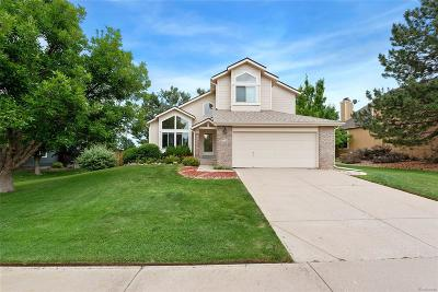 Highlands Ranch Single Family Home Active: 9318 Shadowglen Court