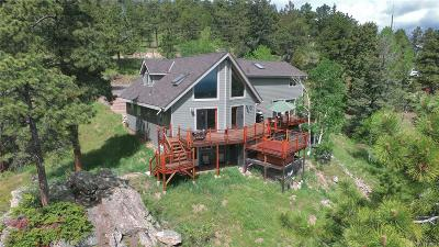 Morrison Single Family Home Under Contract: 10236 Horizon View Drive