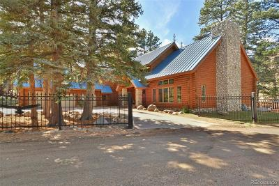 Estes Park Single Family Home Active: 2222 State Highway 66
