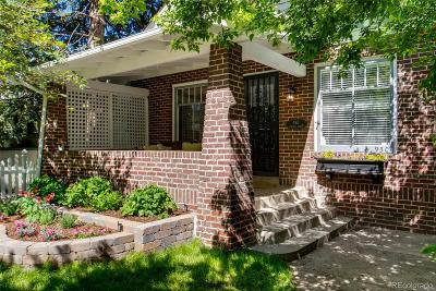 Single Family Home Under Contract: 930 Garfield Street