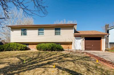 Aurora Single Family Home Under Contract: 2549 South Kittredge Court