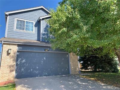Highlands Ranch Single Family Home Active: 9760 Red Oakes Drive