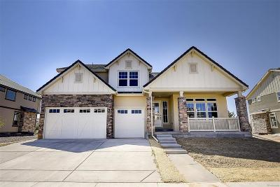 Commerce City Single Family Home Active: 16240 Fairway Drive