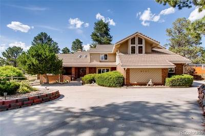 Parker CO Single Family Home Active: $875,000