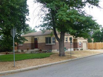 Single Family Home Sold: 1600 Trenton Street
