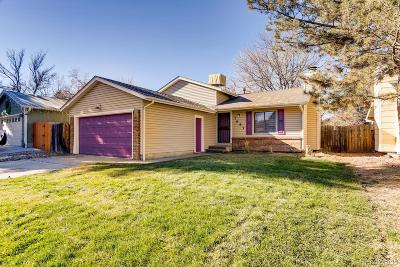 Aurora Single Family Home Active: 3687 South Norfolk Way
