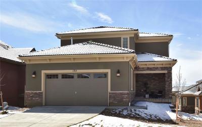 Erie Single Family Home Active: 1311 Skyline Drive