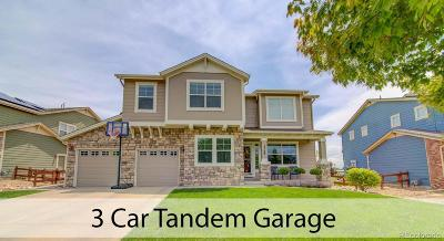 Broomfield Single Family Home Under Contract: 2738 River View Drive